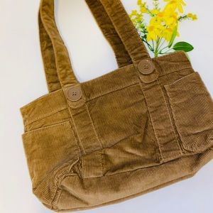 Handbags - B1G1 NEW Corduroy Purse